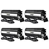 iPower GLBLST1000DX4 4-Pack Horticulture 1000 Watt Digital Dimmable Electronic...