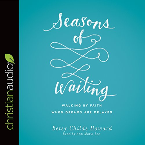 Seasons of Waiting audiobook cover art