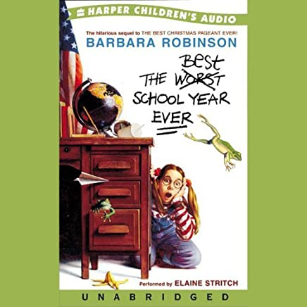 The Best School Year Ever Audible Audio Edition