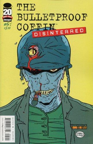 Bulletproof Coffin: Disinterred #5 (of 6) Comic Book - Image...