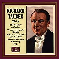 リヒャルト・タウバー 傑作選 第1集 (1927-1937)(RICHARD TAUBER:Favourites Vol.1)