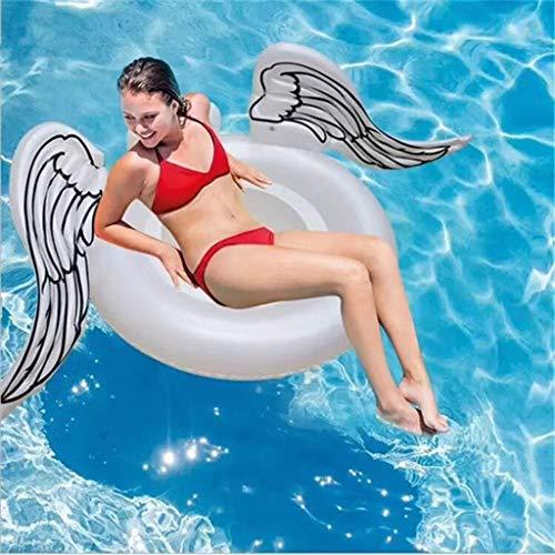 Zwembad Opblaasbare Drijvende Ligstoel Stoel Water Hangmat Buiten Opblaasbare Strand Drijft