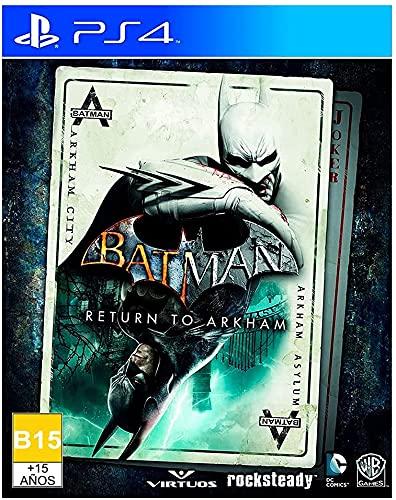 Batman: Return to Arkham - PlayStation 4 - Standard Edition
