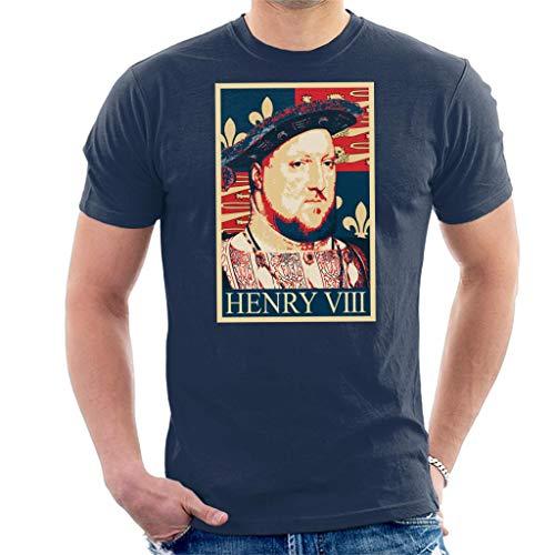 Henry VIII Pop Art Men's T-Shirt