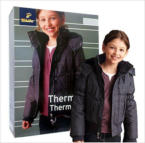 TCM Tchibo Mädchen Thermojacke , warm wattiert