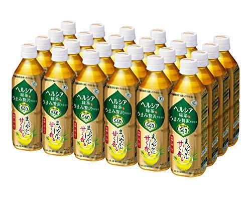 花王 ヘルシア 緑茶 うまみ贅沢仕立て 500ml トクホ