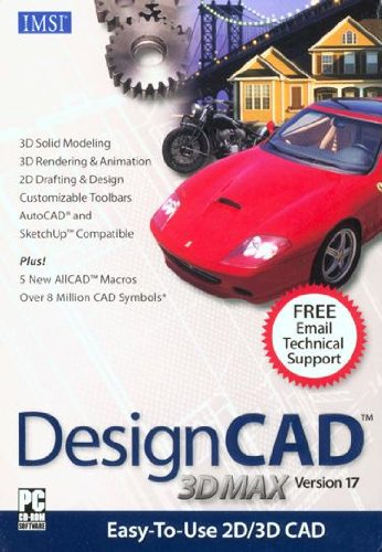 DesignCad 3DMax V 17