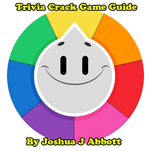 Trivia Crack Game Guide audiobook cover art