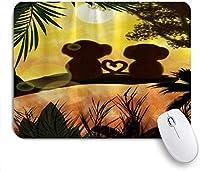 """ゲーミングマウスパッドスカルオールドスクールダイスタトゥーオンダークバッジビューティー9.5"""" x7.9""""ノートブックマウスマットりめラバーバッキングコンピューターマウスパッド"""