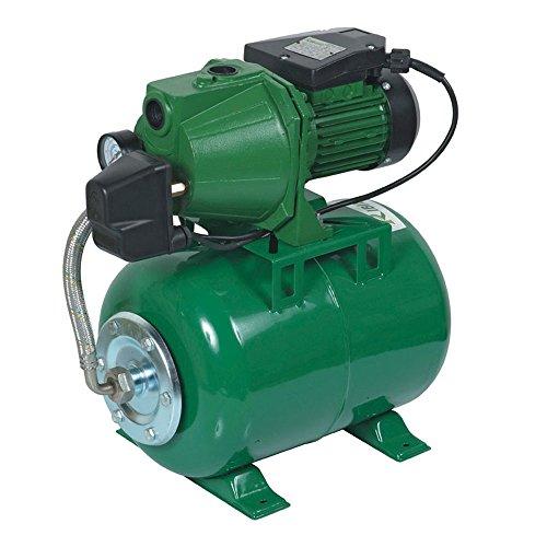 Ribimex PRS24JET81 Compressore Jet81, 750 W, 24 l, Verde, 50x27.5x51 cm