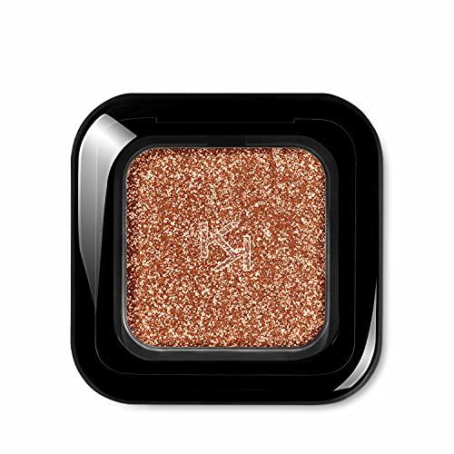 Kiko Milano Glitter Shower Eyeshadow 10 | Sombra con Purpurina de Alta Cobertura