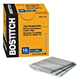 Bostitch 16-gauge SS Chiodatrice, 500-pack, SB1615SS...