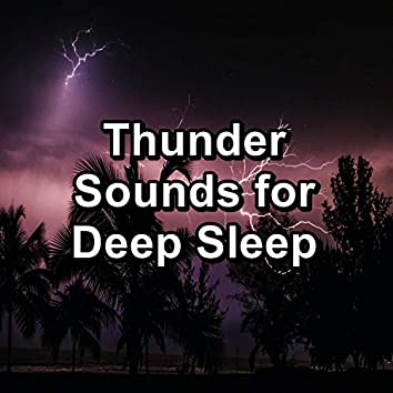 Thunder Sounds for Deep Sleep