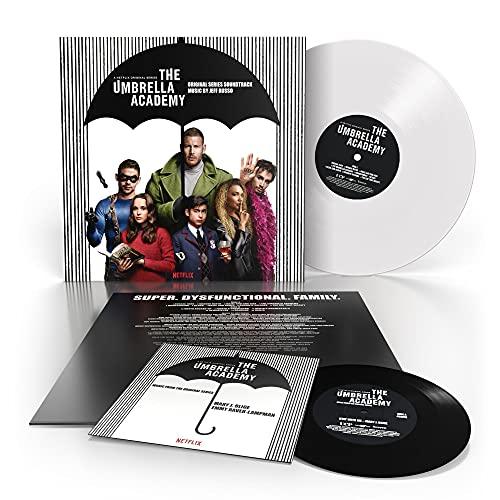"The Umbrella Academy (Repress White Vinyl + 7"") [Disco de Vinil]"