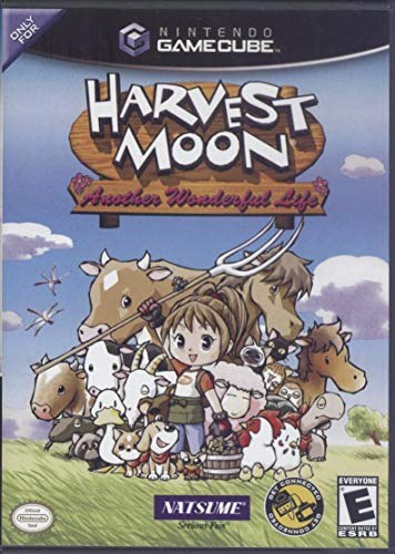 Harvest Moon Another Wonderful Life - Gamecube