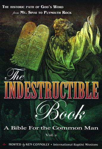 Indestructible Book - A Bible For The Common Man (Vol 2)