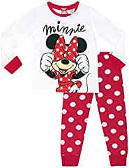 Disney Minnie Mouse - Pijama para niñas - Minnie Mouse