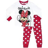 Disney Minnie Mouse - Pijama para niñas - Minnie Mouse - 3-4 Años