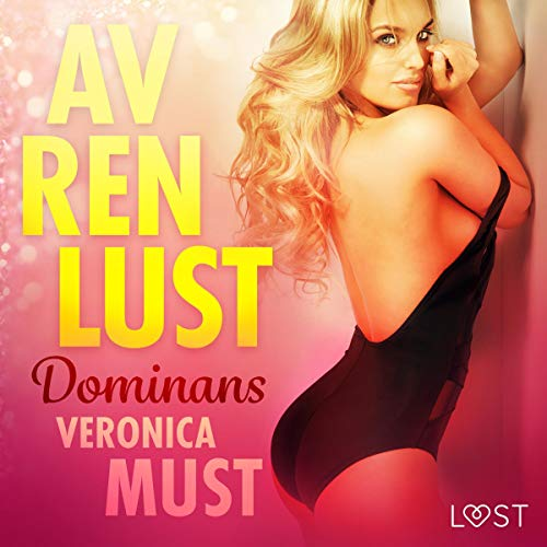 Dominans audiobook cover art