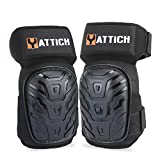 YATTICH Knee Pads for Work, Soft Gel Core and Durable EVA Foam Padding Professional Knee Pads, Use for Cleaning, Flooring etc. Best Gifts for Father, Husband, Boyfriend -YT754