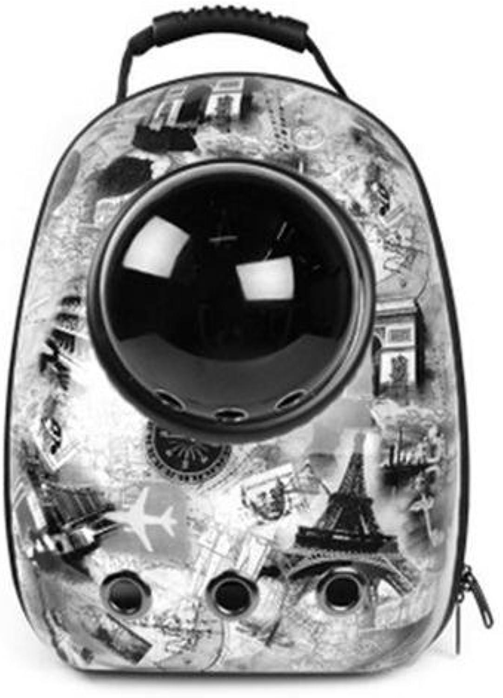Pet Carrier The SemiSphere Window Design Pet Hand Shoulders Bag For Travel Hiking Camping Backpack Hand Satchels