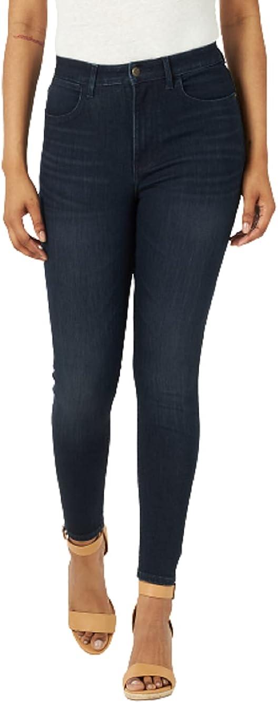 Wrangler Women's High Rise Unforgettable Skinny Jean