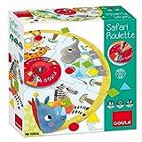 Goula- Safari roulette - Juego de mesa preescolar a partir de 3 años