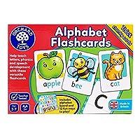 <ボーネルンド> アルファベットフラッシュカード えいご 英語 単語カード 知育ゲーム 絵あわせ カードゲーム 文字あわせ