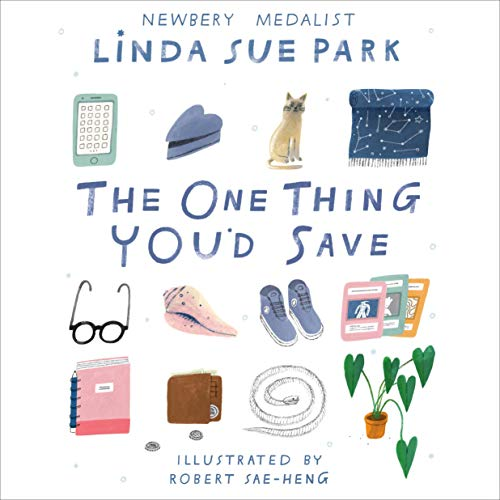 The One Thing You'd Save cover art