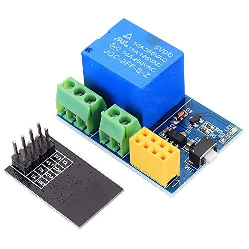 MING-MCZ Duradero Interruptor DoHome WiFi Plug módulo Inteligente for iOS HomeKit Tecnología de Alexa y Google Asistente Temporizador 3pcs Fácil de Montar