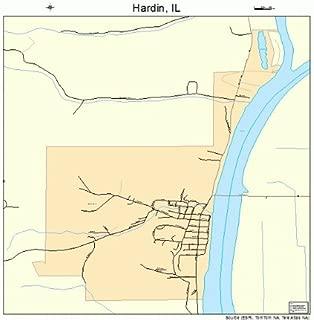 Best hardin il map Reviews