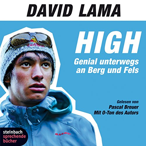High. Genial unterwegs an Berg und Fels audiobook cover art