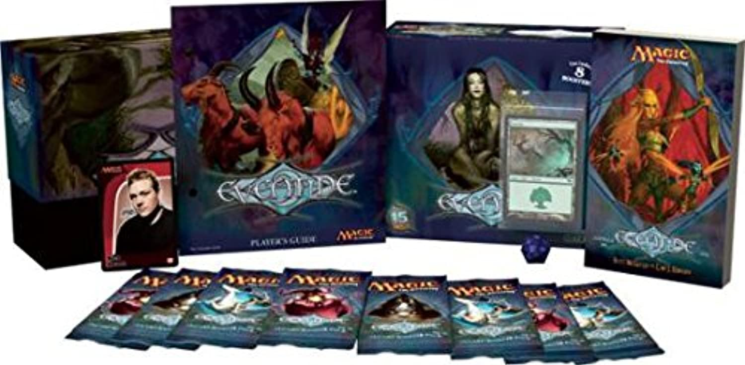 grandes ahorros Magic the Gathering Gathering Gathering Coched Juego Eventide Fat Pack by Wizards of the Coast  apresurado a ver
