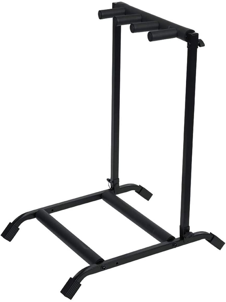 excellence Rok-It Multi Guitar Stand Max 63% OFF Rack with Design; up Holds to Folding