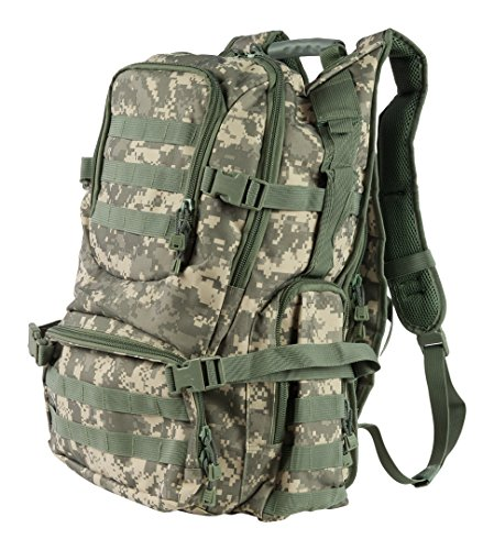 US Army Assault Pack lutte Sac Pack Sac à dos Sac at Digital Acu Camo 3