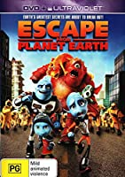 escape from planet earth - escape from planet earth (1 DVD)