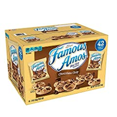Made with premium Ambrosia chocolate chips Kosher No trans fat Perfect snack size for vending, daycares and foodservice