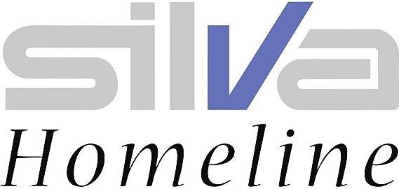 1000 W 20 l 36 cm Silva-Homeline MW-G 20.5 700 W colore: Nero 5 livelli di potenza Forno a microonde