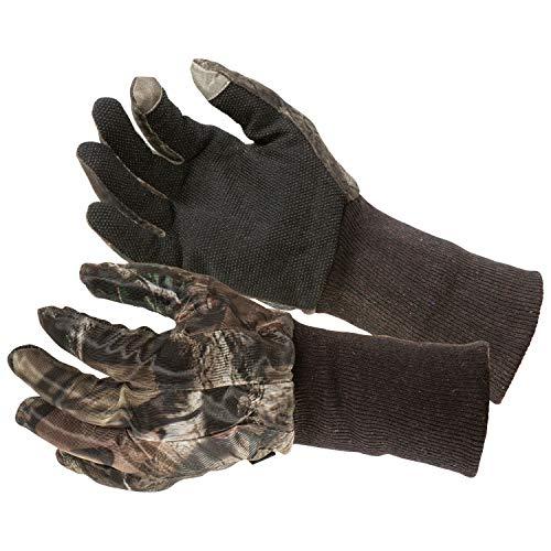 Allen Company Camo Mesh Hunting Gloves - Mossy Oak Beak-Up Country