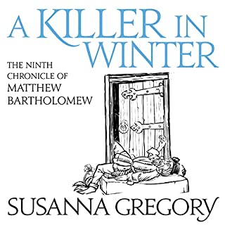 A Killer in Winter cover art