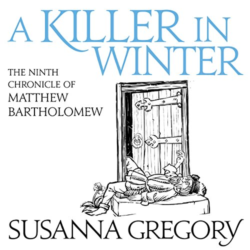 A Killer in Winter  By  cover art