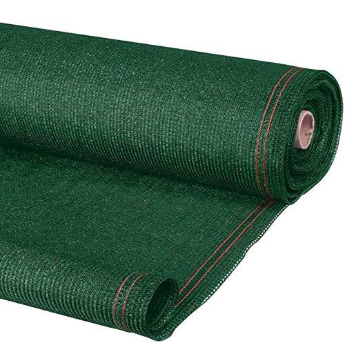 Probache - Brise Vue Haute densité Vert 1,5 x 10 m 300 GR/m² qualité Pro