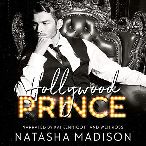 Page de couverture de Hollywood Prince
