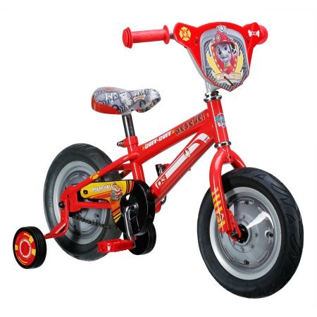 Best paw patrol bicycle