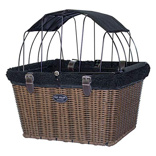 Travelin K9 2019 Pet-Pilot Wicker MAX