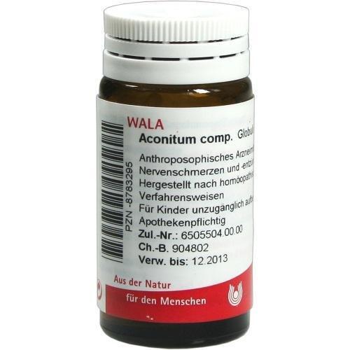 ACONITUM COMP 20g Globuli PZN:8783295