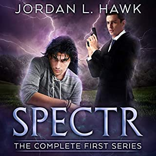 SPECTR: The Complete First Series                   By:                                                                                                                                 Jordan L. Hawk                               Narrated by:                                                                                                                                 Brad Langer                      Length: 24 hrs and 52 mins     45 ratings     Overall 4.5