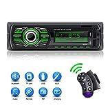X-REAKO Autoradio Bluetooth Stereo da auto Radio Supporto Lettore MP3 Chiamata vivavoce FM Radio...