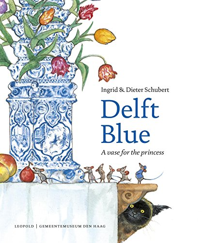 Delft Blue: a vase for the princess