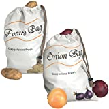 Potato & Onion Storage Bags